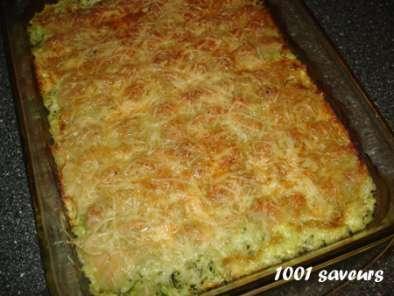 Lasagnes De Ravioles Aux Courgettes Et Saumon Fume Recette Ptitchef