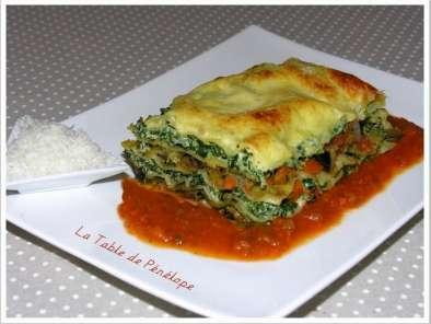 lasagnes v g tariennes recette ptitchef. Black Bedroom Furniture Sets. Home Design Ideas
