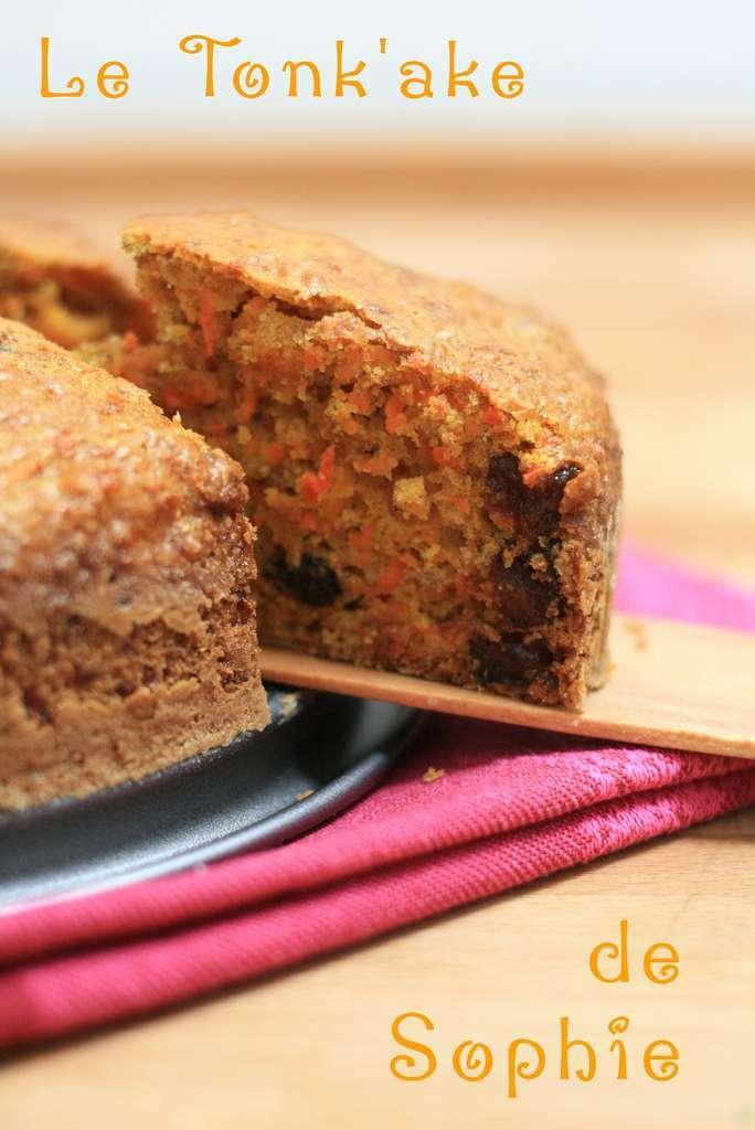 Cake Aux Carottes De Sophie Recette