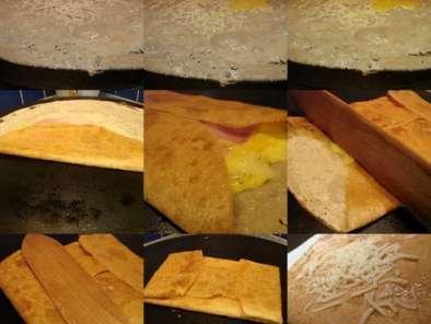 Les crêpes bretonnes du dimanche sur le billig..., Photo 2
