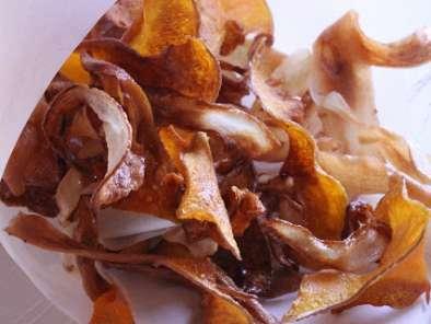 Les l gumes racines ou l gumes oubli s en chips au four - Chips fait maison au four ...