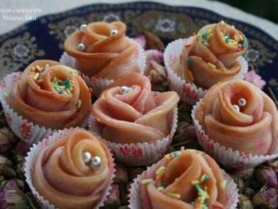 Les Roses (Pâtisserie Algérienne)