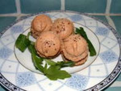 Macarons au foie gras, Photo 4