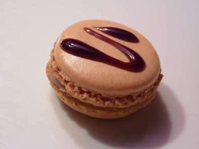 Macarons au foie gras, Photo 2