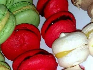 Macarons Avec Une Base Meringue Francaise Recette Ptitchef