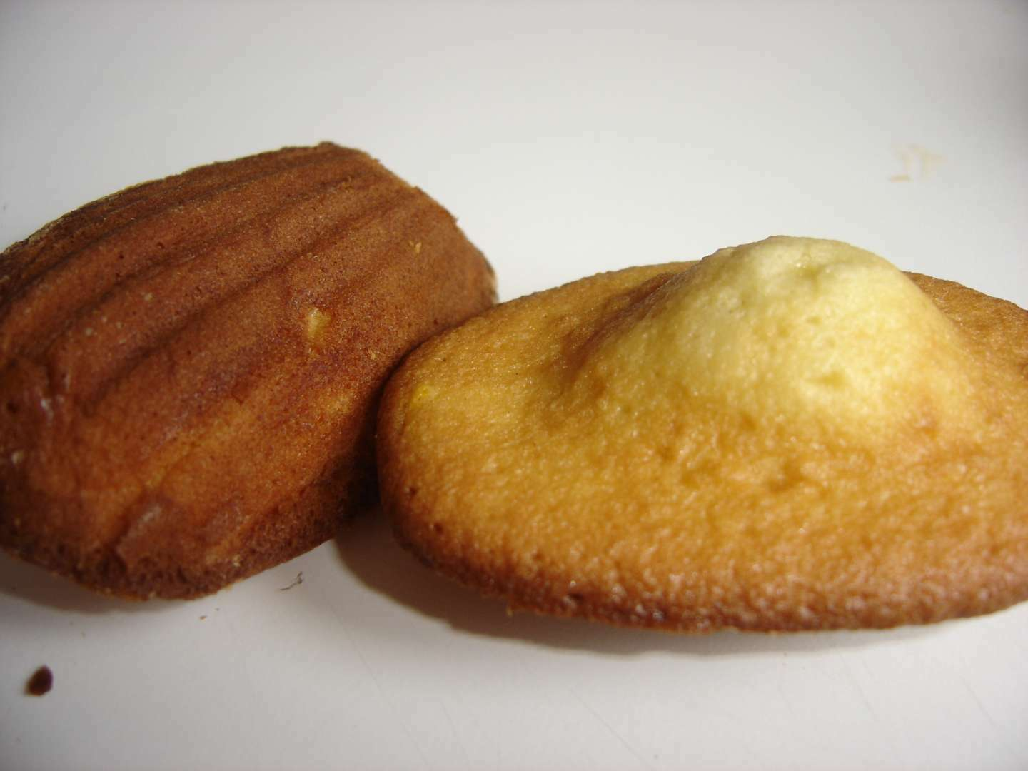 Madeleines au zeste de citron recette ptitchef for Decoration zeste de citron