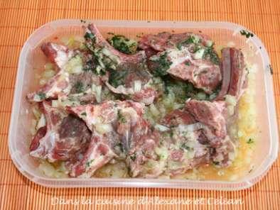 Marinade Pour Cotes D Agneau Au Barbecue Recette Ptitchef