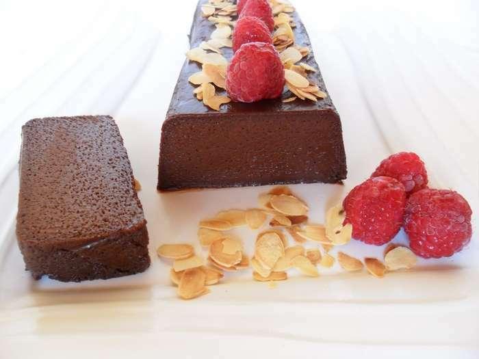 marquise au chocolat recette ptitchef