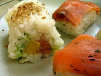comment faire comment faire des sushi sans algue howto illustr s. Black Bedroom Furniture Sets. Home Design Ideas