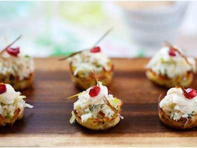 Amuse bouche to please des amuse bouches croquer recette ptitchef - Amuse bouche nouvel an ...