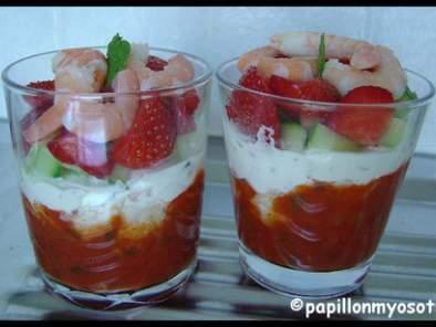 recette tiramisu fraise ricotta