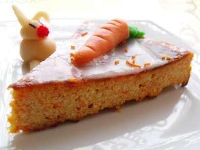 g teau aux carottes pour petits lapins gourmands recette ptitchef. Black Bedroom Furniture Sets. Home Design Ideas