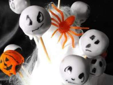 Scary cake pops pour Halloween, Photo 2