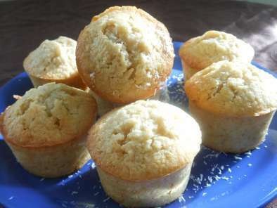 Muffins tout coco