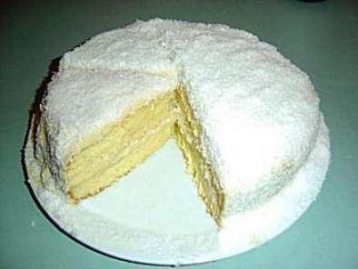 le mont blanc gateau antillais cr 232 me coco recette ptitchef