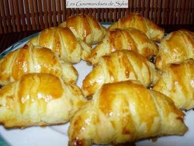 Petits croissants amuse bouche recette ptitchef - Amuse bouche chaud ...