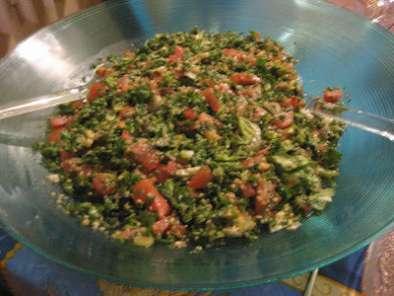 Mezza (repas libanais combiné pour 8 à 10 personnes), Photo 2