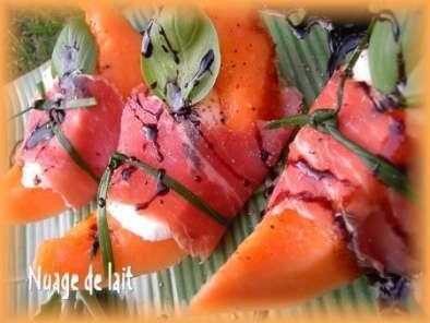 Melon A L Italienne Recette Ptitchef