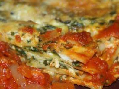 Mes lasagnes au brocciu aux epinards et feuilles de - Comment cuisiner des feuilles de blettes ...