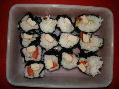 Mes premiers sushis et makis !!!, Photo 3