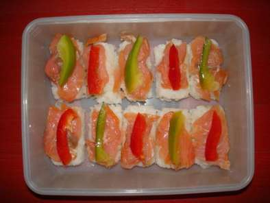 Mes premiers sushis et makis !!!, Photo 5