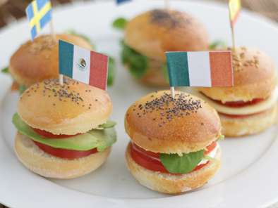 Mini burgers apéro, Photo 2