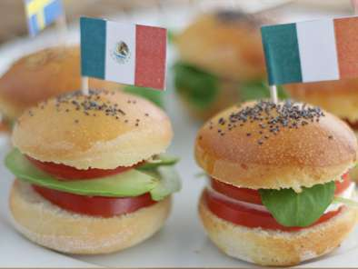 Mini burgers apéro, Photo 3