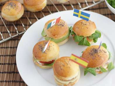 Mini burgers apéro, Photo 4