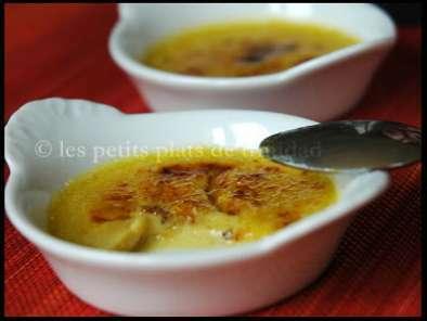 mini cr mes br l es au foie gras amuse bouche festif recette ptitchef. Black Bedroom Furniture Sets. Home Design Ideas