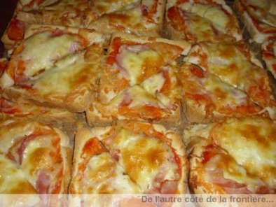 MINI-(FAUSSES)-PIZZAS EXPRESS, photo 2