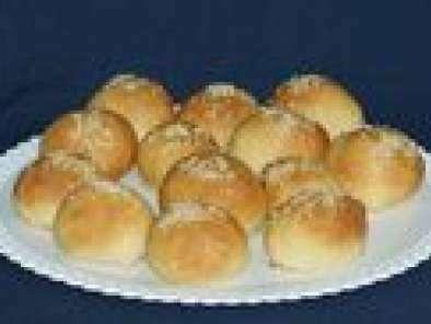 Mini hamburgers buns pour un ap ritif d natoire festif recette ptitchef - Dessert pour apero dinatoire ...