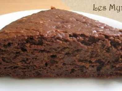 Moelleux Fondant Au Chocolat Vegetalien Recette Ptitchef