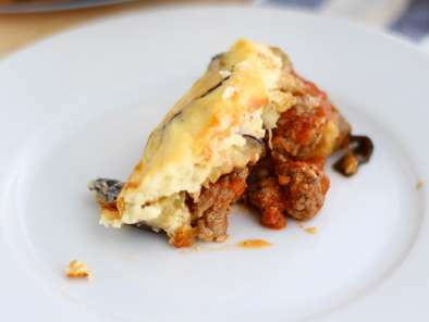 Moussaka à la grecque, Photo 3