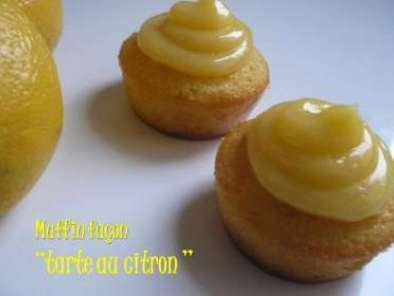 Muffins façon Tarte au citron, Photo 5