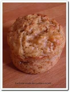 muffins sant 233 aux pommes garantis sans mati 232 res grasses recette ptitchef