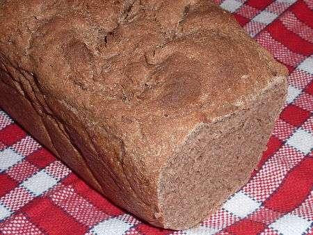 pain d 39 peautre cuit au four recette ptitchef. Black Bedroom Furniture Sets. Home Design Ideas