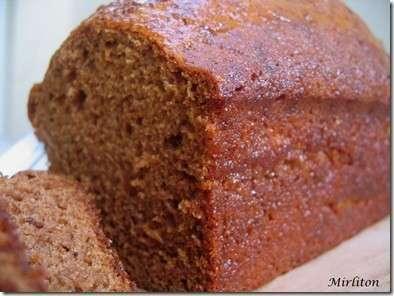 Recette Cake Humide
