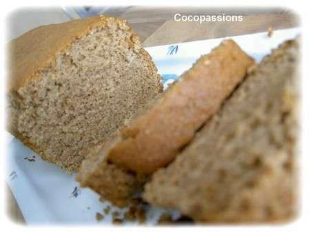 Pain d 39 pices moelleux la farine de ch taignes sans oeufs recette ptitchef - Recette pain d epice sans oeuf ...