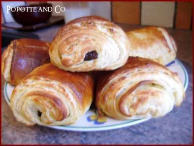 Pains au chocolat (les vrais !), photo 2