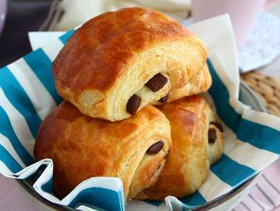 Pains au chocolat ou chocolatines, photo 3