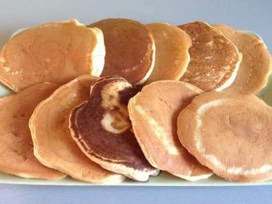 Pancakes au yaourt, Recette Ptitchef