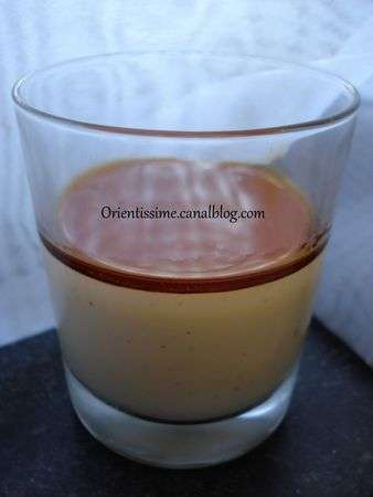 Panna cotta au babeurre agar agar et sauce caramel recette ptitchef - Panna cotta agar agar thermomix ...