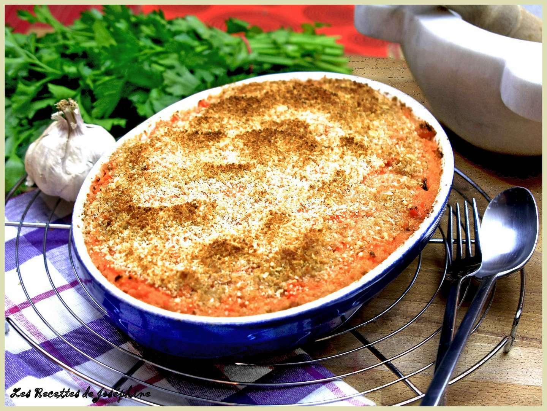 Parmentier de canard confit et patates douces recette - Idee recette patate douce ...