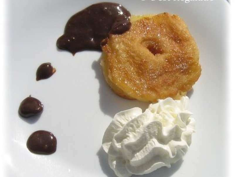 Pate A Frire Et Beignets Aux Pommes Recette Ptitchef