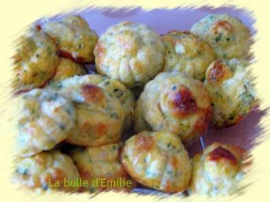 Häufig Petites bouchées de légumes pour un apéro léger - Recette Ptitchef BU86