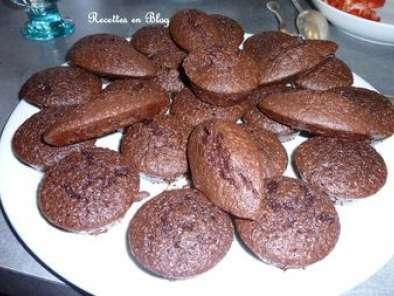 Petits Gâteaux Moelleux Express Au Chocolat Noir Recette Ptitchef