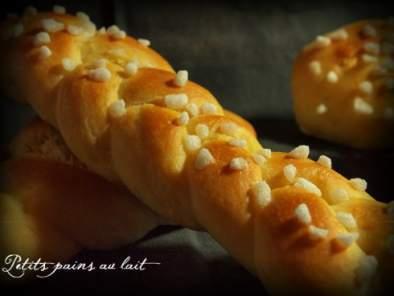 Petits pains au lait recette ptitchef - Recette petit pain au lait ...