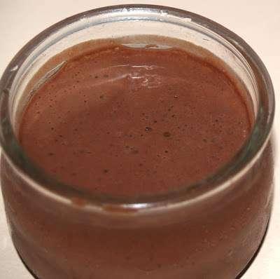 petits pots de cr 232 me chocolat fa 231 on la laiti 232 re recette ptitchef