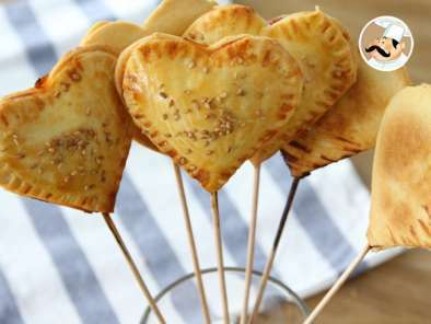 Pie Pops en coeur pour la saint valentin, Photo 3