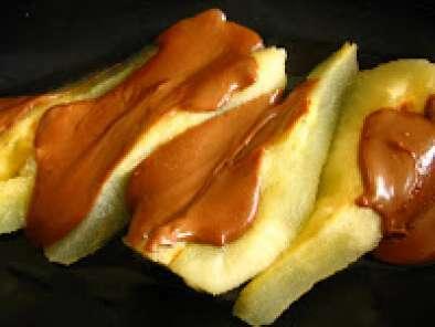 Poires en papillote au pralin fondant ou dessert express pour les nuls recette ptitchef - Recette de cuisine pour les nuls ...